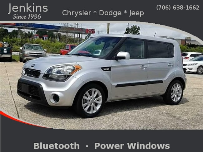 Used 2013 Kia Soul Base Hatchback near Chattanooga