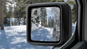 HEATED POWER MIRRORS