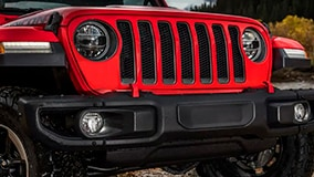 WINCH-CAPABLE STEEL BUMPERS
