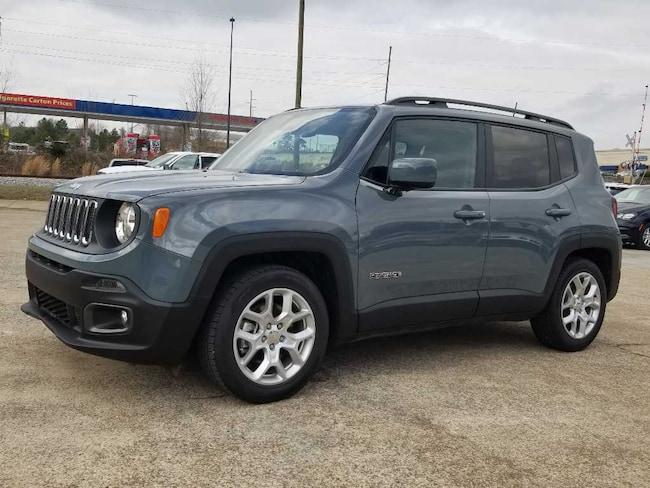 Used 2018 Jeep Renegade Latitude FWD SUV near Chattanooga