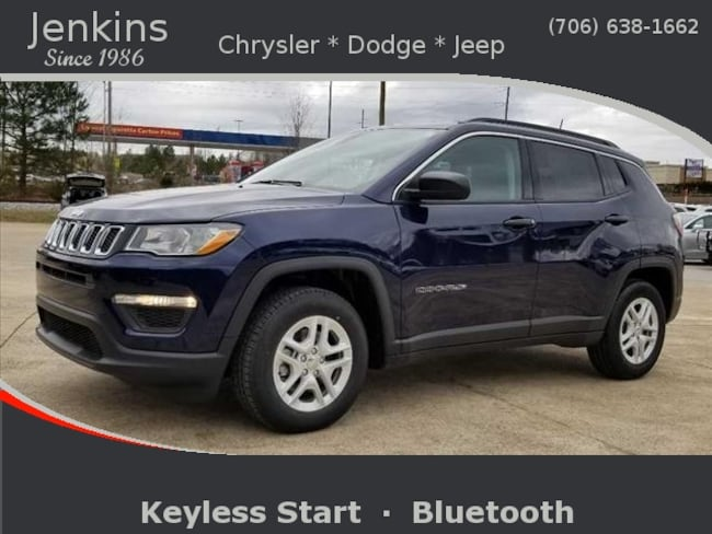 New 2019 Jeep Compass SPORT FWD Sport Utility near Chattanooga