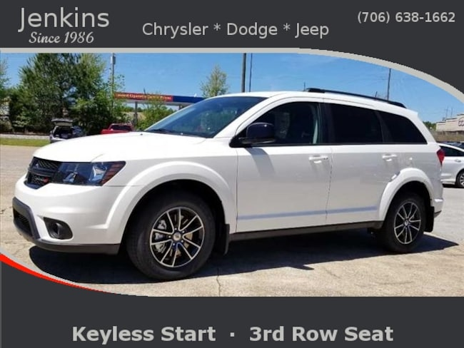 New 2019 Dodge Journey SE Sport Utility near Chattanooga