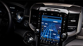 LARGEST-IN-CLASS 12-INCH TOUCHSCREEN