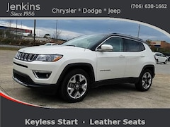 2019 Jeep Compass LIMITED FWD Sport Utility 3C4NJCCB6KT616163
