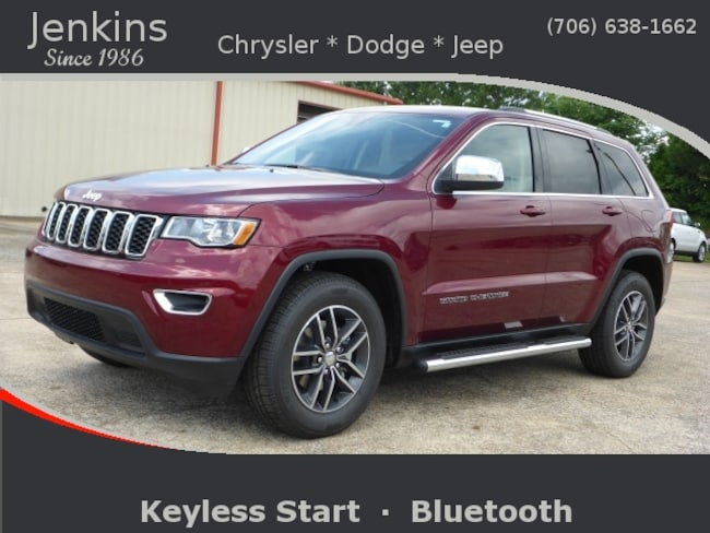 New 2018 Jeep Grand Cherokee LAREDO E 4X2 Sport Utility near Chattanooga