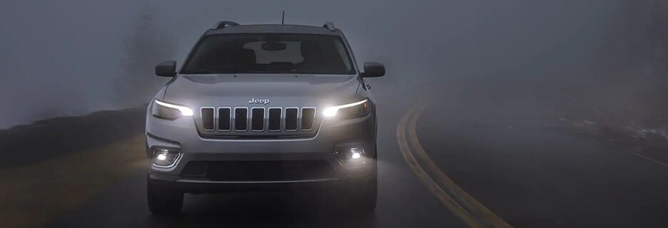2019 JEEP CHEROKEE Safety and Security
