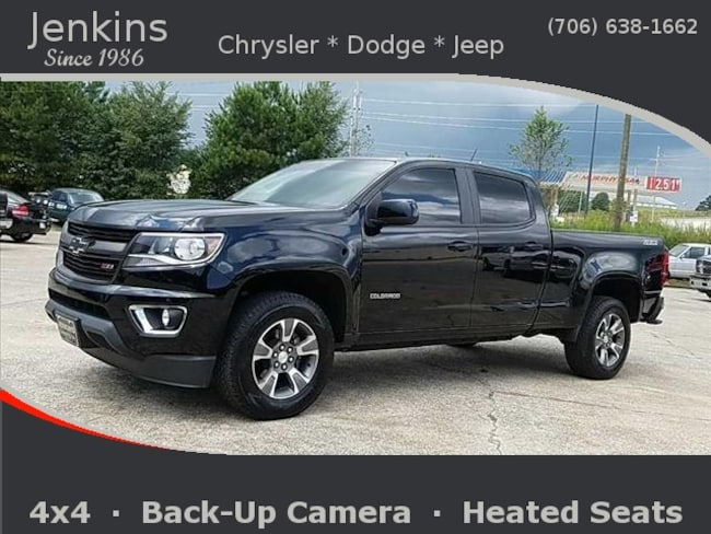 Used 2015 Chevrolet Colorado Z71 Truck Crew Cab near Chattanooga