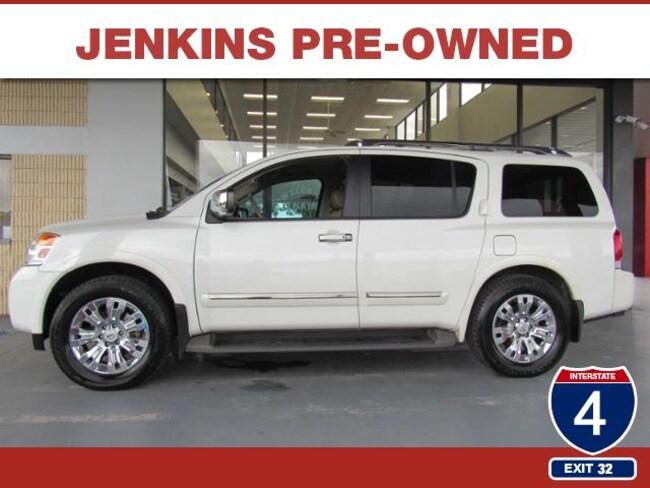 2015 Nissan Armada Platinum SUV