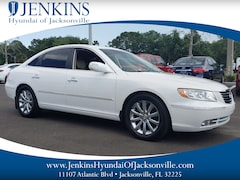 2009 Hyundai Azera 4DR SDN Limited for Sale in Jacksonville FL