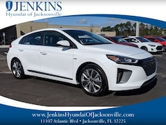 2019 Hyundai Ioniq Hybrid Limited Hatchback for Sale in Jacksonville FL