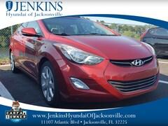 2013 Hyundai Elantra Limited for Sale in Jacksonville FL