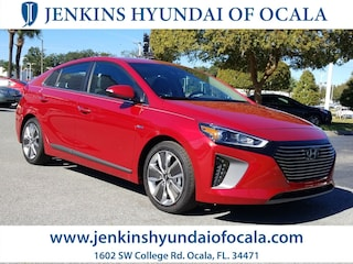 New 2019 Hyundai Ioniq Hybrid Limited Hatchback in Ocala, FL
