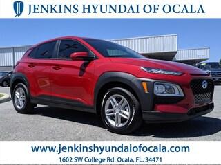 New 2019 Hyundai Kona SE SUV in Ocala, FL