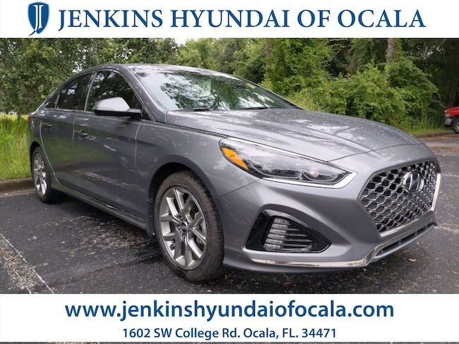 Used Hyundai Sonata >> 2018 Used Hyundai Sonata For Sale Ocala Gainesville The Villages Area Yt8107b