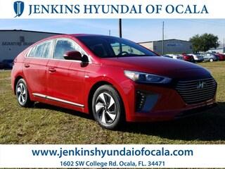 New 2019 Hyundai Ioniq Hybrid SEL Hatchback in Ocala, FL