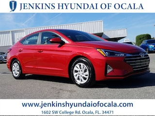 New 2019 Hyundai Elantra SE Sedan in Ocala, FL