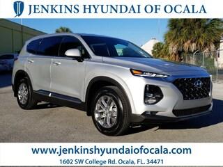 New 2019 Hyundai Santa Fe SEL 2.4 SUV in Ocala, FL