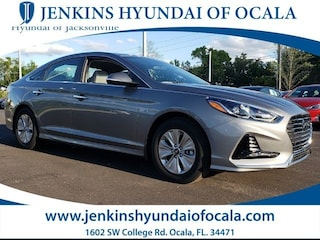 New 2019 Hyundai Sonata Hybrid SE Sedan in Ocala, FL
