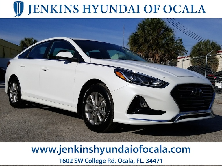 2019 New Hyundai Sonata For Sale | Ocala | Gainesville & The Villages Area  | Y7065