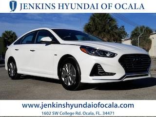 New 2019 Hyundai Sonata Hybrid SE Sedan in Ocala, FL