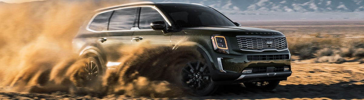 2020 Kia Telluride Named Automobile All-Stars Winner
