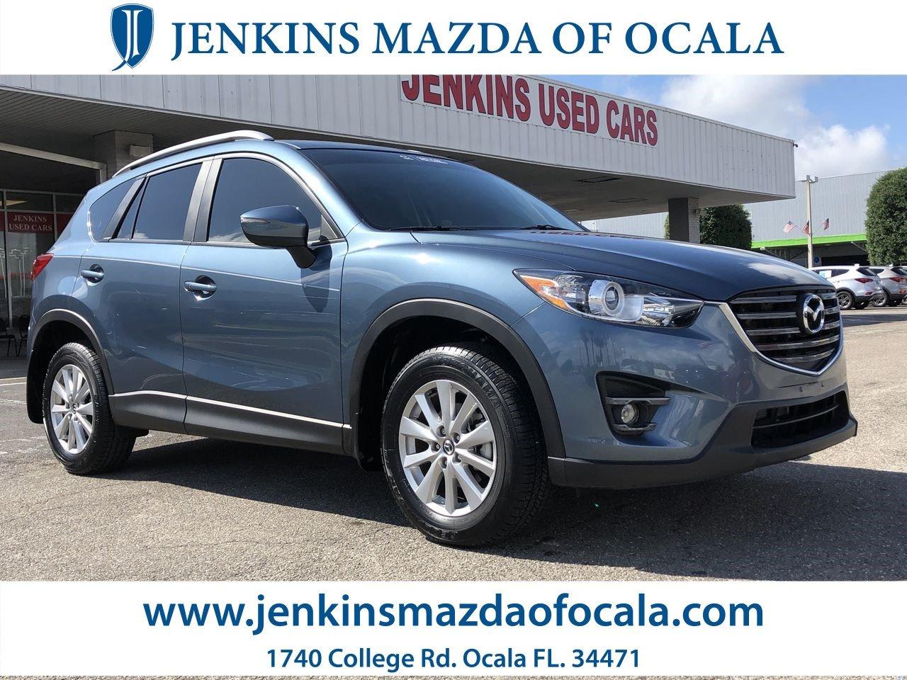 2016 Mazda Mazda CX-5 Touring (2016.5) SUV