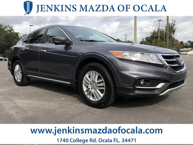 Used Honda Crosstour >> 2015 Used Honda Crosstour For Sale Gainesville 41k4566a