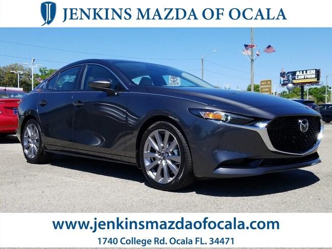 New  2019 Mazda Mazda3 Select Package Sedan For Sale/Lease Ocala, FL