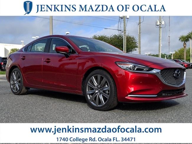 New  2018 Mazda Mazda6 Signature Sedan For Sale/Lease Ocala, FL