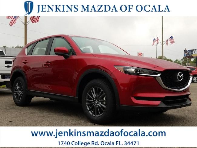 New  2019 Mazda Mazda CX-5 Sport SUV For Sale/Lease Ocala, FL