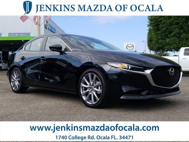 New  2019 Mazda Mazda3 Preferred Package Sedan For Sale/Lease Ocala, FL