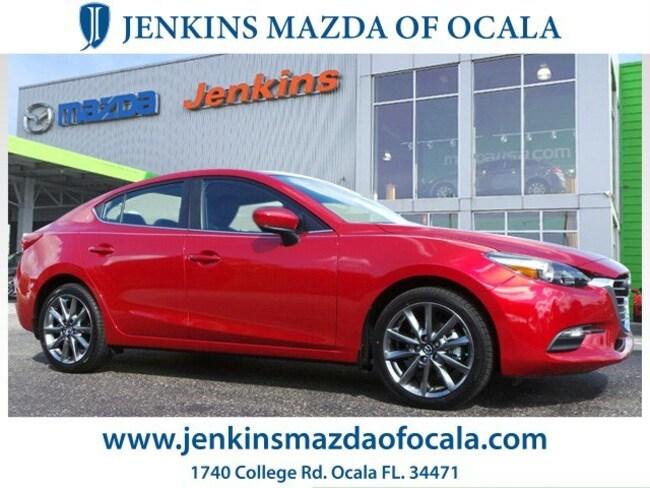 New  2018 Mazda Mazda3 Touring Sedan For Sale/Lease Ocala, FL