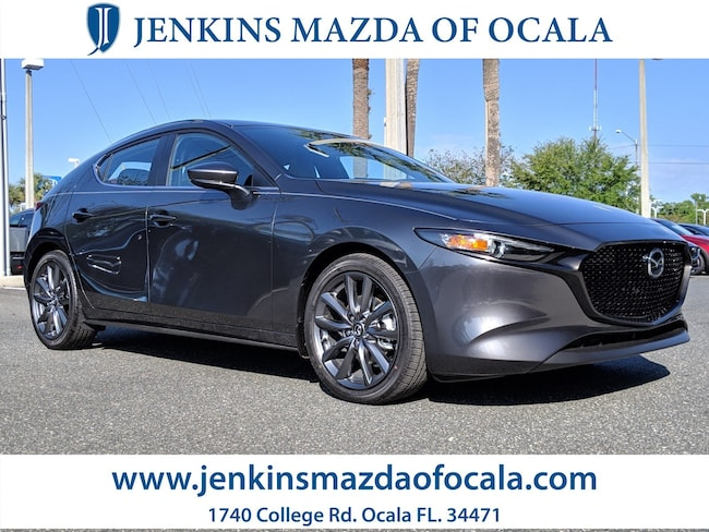 New  2019 Mazda Mazda3 Hatchback For Sale/Lease Ocala, FL