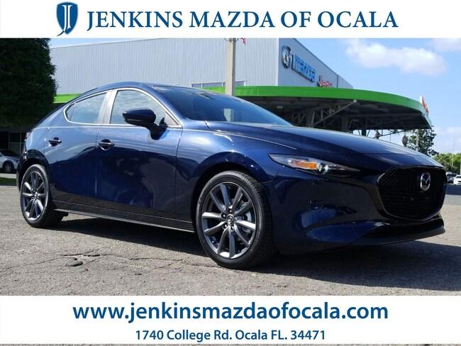 New  2019 Mazda Mazda3 Preferred Package Hatchback For Sale/Lease Ocala, FL