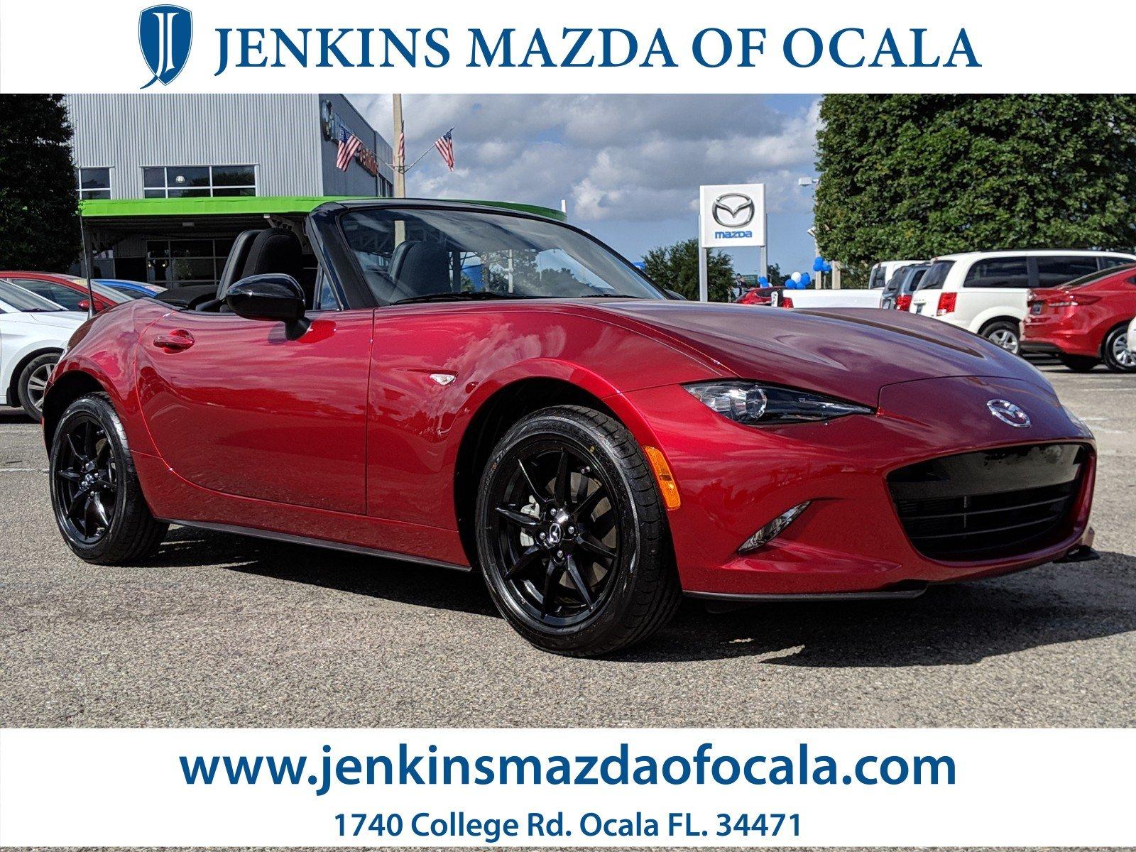 2019 Mazda Mazda Mx 5 Miata For Sale In Ocala Fl Jenkins Mazda