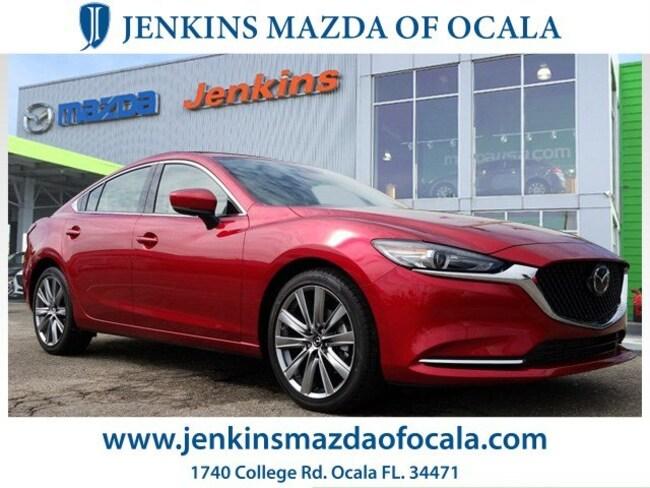 New  2018 Mazda Mazda6 Grand Touring Reserve Sedan For Sale/Lease Ocala, FL