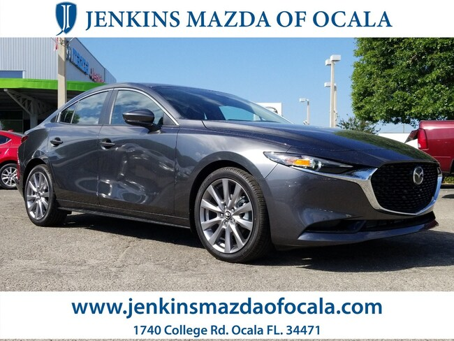 New  2019 Mazda Mazda3 Preferred Package Sedan For Sale/Lease Ocala, FL