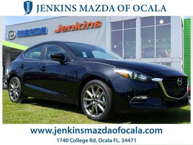 New  2018 Mazda Mazda3 Touring Hatchback For Sale/Lease Ocala, FL