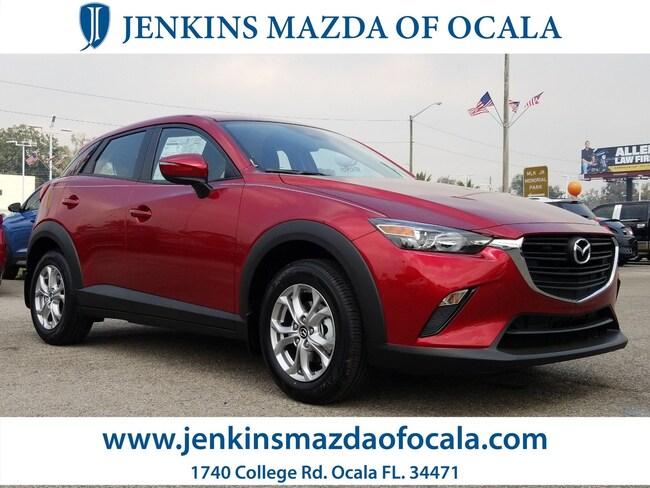 New  2019 Mazda Mazda CX-3 Sport SUV For Sale/Lease Ocala, FL