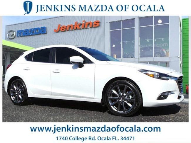 New  2018 Mazda Mazda3 Grand Touring Hatchback For Sale/Lease Ocala, FL