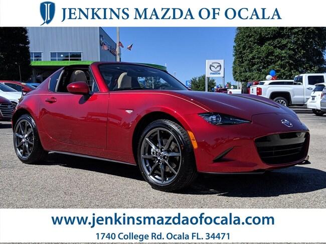 New  2019 Mazda Mazda MX-5 Miata RF Grand Touring Coupe For Sale/Lease Ocala, FL