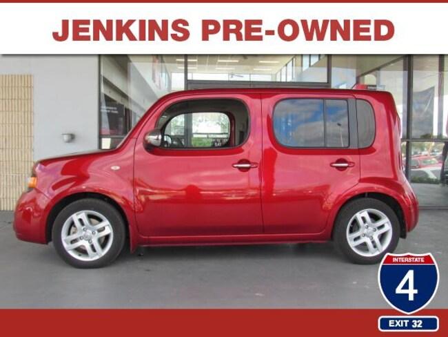 Certified Pre-Owned 2013 Nissan Cube 1.8 SL Wagon in Lakeland, FL