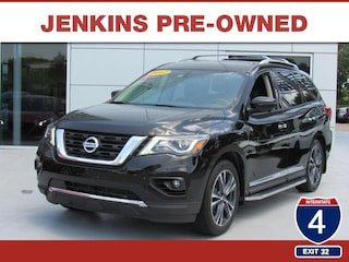 Certified Pre-Owned 2017 Nissan Pathfinder Platinum SUV 5N1DR2MNXHC640733 for Sale in Lakeland