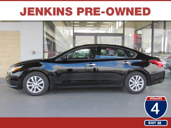 Certified Pre-Owned 2016 Nissan Altima 2.5 Sedan in Lakeland, FL