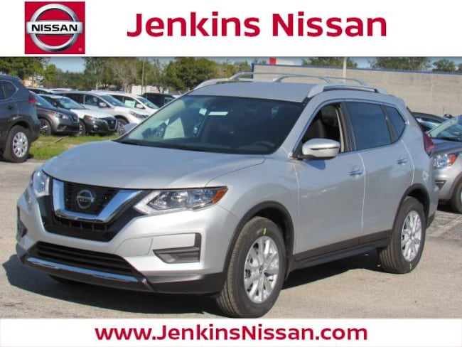 New 2019 Nissan Rogue S SUV in Lakeland, FL