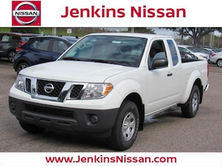 New 2019 Nissan Frontier S Truck King Cab in Lakeland, FL