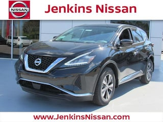 New 2019 Nissan Murano S SUV in Lakeland, FL