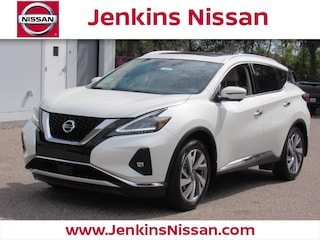 New 2019 Nissan Murano SL SUV in Lakeland, FL