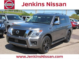 New 2019 Nissan Armada Platinum SUV in Lakeland, FL