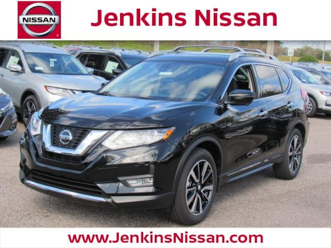 New 2019 Nissan Rogue SL SUV in Lakeland, FL